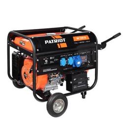 Patriot GP 7210LE Генератор бензиновый Patriot Бензиновые Генераторы
