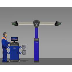 Техно Вектор 7 (T 7204 T P) Стенд для сход-развала с технологией 3D Технокар Стенды сход-развал Автосервисное оборудование