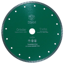 DIAM Turbo Grinder 000473 алмазный круг для гранита 150мм Diam По граниту Алмазные диски
