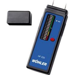 Влагомер контактный Wöhler HF 220 Китайские фабрики Влагомеры Столярный инструмент