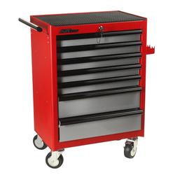 JTC 5021+344 Инструментальная тележка 7 секций с инструментом (344 предмета) JTC Мебель металлическая Сервисное оборудование