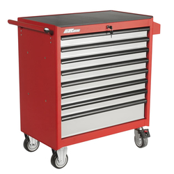 JTC 5641 Инструментальная тележка 8 секций JTC Мебель металлическая Сервисное оборудование