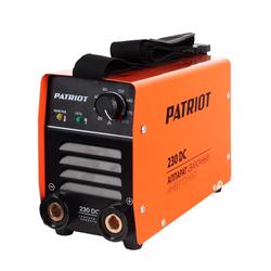 Patriot 230DC MMA Сварочный аппарат Patriot Инверторы Дуговая сварка