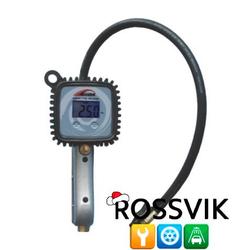 Rossvik H20 Пистолет для подкачки шин цифровой Rossvik Пневмопистолеты Пневматический