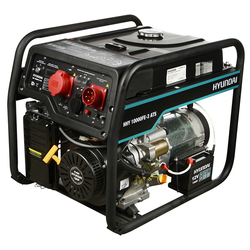 Бензиновый генератор HYUNDAI HY 7000SE-3 Hyundai Бензиновые Генераторы