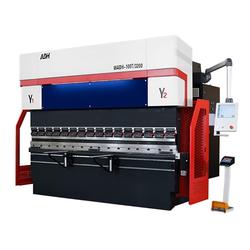 WAD-400T/4000 ADH гидравлический листогибочный пресс  ADH Гидравлические Листогибочные прессы