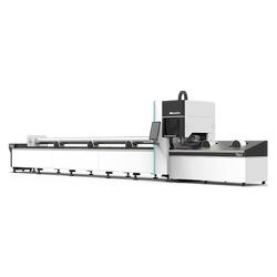 Оптоволоконный лазерный станок для металлических труб и профилей MetalTec TS62 MetalTec Станки лазерной резки Сварочное оборудование