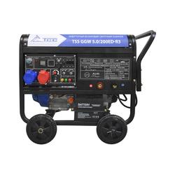 TSS GGW 5.0/200ED-R3 Генератор сварочный бензиновый ТСС Бензиновые Сварочные генераторы