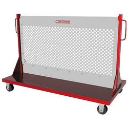 Сорокин 24.86 Стенд перфорированный передвижной Сорокин Мебель металлическая Сервисное оборудование