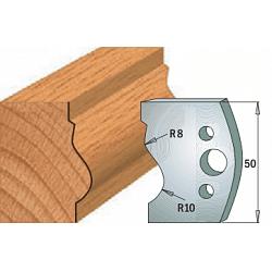 Комплекты ножей и ограничителей серии 690/691 #510 CMT Ножи и ограничители для фрез 50 мм Ножи