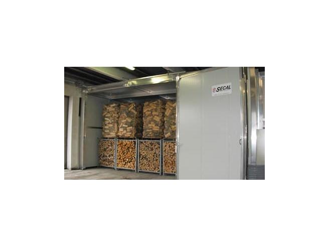 Сушильные камеры серия EPL-F для сушки дров Secal Сушильные камеры Столярные станки