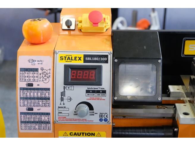 Stalex SBL180 настольный токарный станок Stalex Настольные Токарные станки